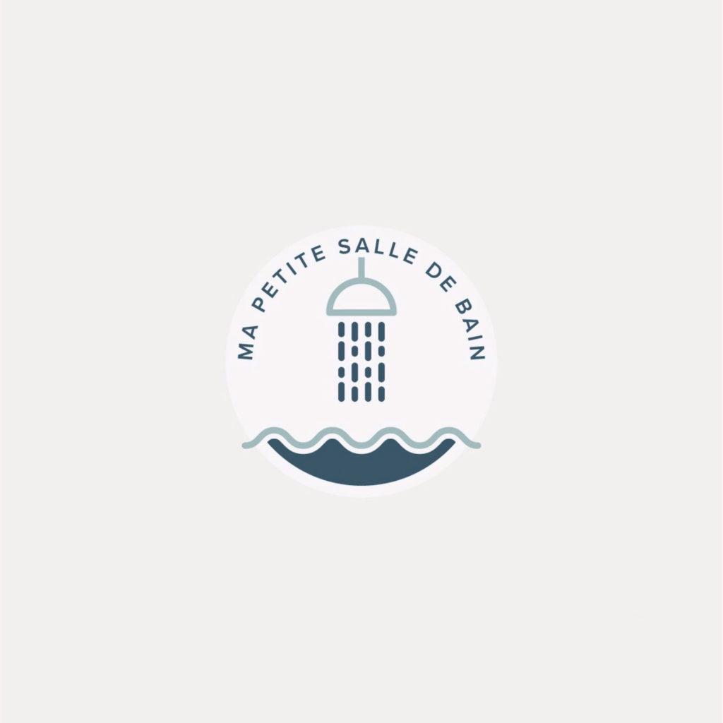 Proposition logo entrepreneur batiment
